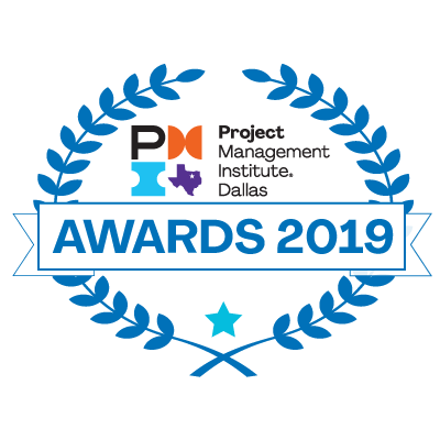 PMI Dallas Chapter Awards
